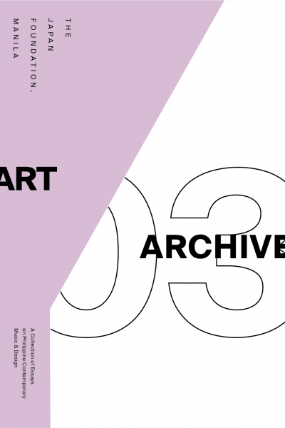 Art Archive 03 Cover